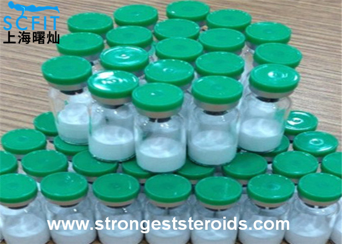 PT -141 Human Growth Peptides CAS 189691-06-3 Treating Of Sexual Dysfunction