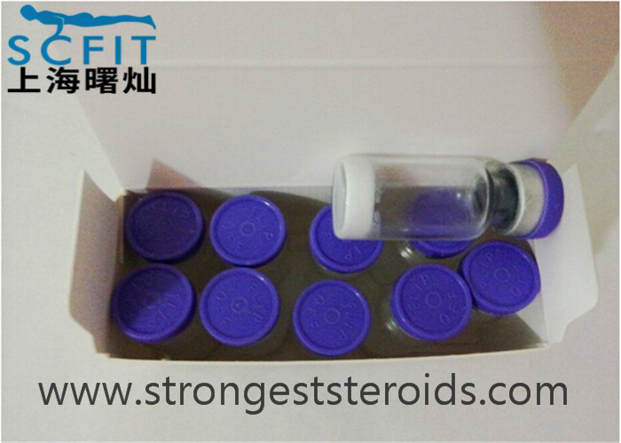 DSIP Delta sleep inducing Human Growth Peptides , Freeze dried Polypeptide Powder